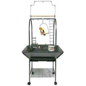 Super Pet EZ Care Activity Center for Small Birds - Bird Cages Best Price
