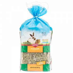 Kaytee Natural Alfalfa Mini Bale: 14 oz
