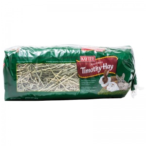 Kaytee Natural Timothy Hay: 24 oz