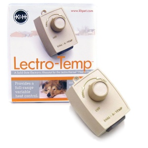 KandH Pet Beds Lectro Temp Control #1400 - Heated Dog Pads and Accessories Best Price