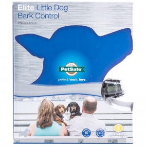PetSafe Deluxe Little Dog Bark Control Collar - Dog Bark Control Trainers Best Price