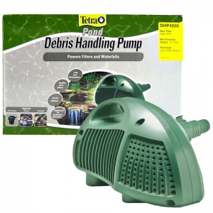 Tetra Pond Pond Debris Handling Pump - Pond Water Garden Pumps Best Price