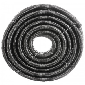 Tetra Pond Corrugated Non-Kink Pond Tubing - Black - Pond Plumbing Parts Best Price