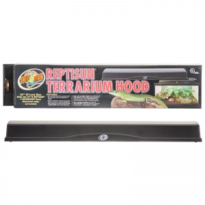 Zoo Med Reptisun Terrarium Hood - Reptile Hoods Best Price