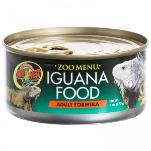 Zoo Med Zoo Menu Iguana Adult Formula Food - 6 oz - Iguana Food Best Price