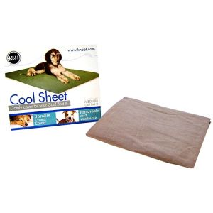 KandH Pet Beds Cool Cover Fitted Sheet - Heated Dog Pads and Accessories Best Price