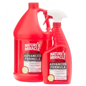 Natures Miracle Just For Cats Advanced Stain and Odor Remover - Stain and Odor Control for Cats Best Price