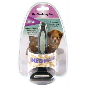 Evolution Shed Magic De-Shedding Tool: Small #W6166 - Dog Shedding Tools Best Price
