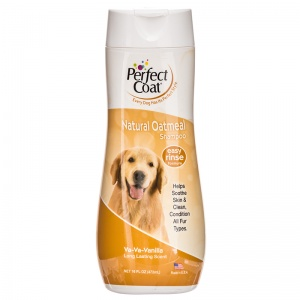 Perfect Coat Natural Oatmeal Shampoo: 16 oz #I620EA - Dog Grooming Shampoo Best Price