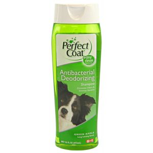 Perfect Coat Antibacterial Deodorizing Shampoo: 16 oz #I670EA - Dog Grooming Shampoo Best Price