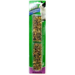 Fiesta Fruit and Veggie Treat Stick - Rabbit: 4.5 oz #100502609 - Rabbit Treats Best Price