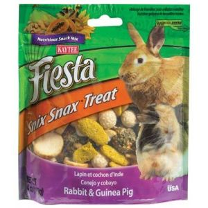 Fiesta Rabbit / Guinea Pig Snix Snax - Rabbit Treats Best Price