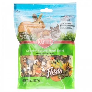 Fiesta Country Harvest Treat Blend: 8 oz #100502814 - Small Pet Fruit Treats