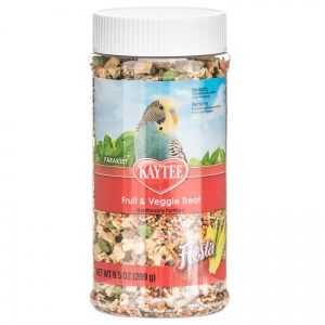 Fiesta Fruit and Veggie Treat Jar - Parakeet - Parakeet Treats Best Price