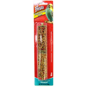 Fiesta Tropical Fruit Treat Stick - Parakeet: 3.5 oz #100502618 - Parakeet Treats Best Price