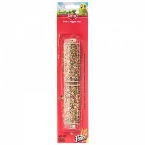 Fiesta Fruit and Veggie Treat Stick - Parakeet: 3.5 oz #100502615 - Parakeet Treats