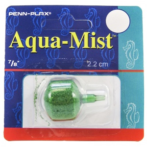 Penn Plax Aqua-Mist Airstone 7/8: 1 Pack #AS5 - Aquarium Airstones Best Price