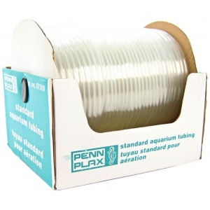 Penn Plax Standard Airline Tubing 500 Foot Roll - Aquarium and Pond Airline Tubing Best Price