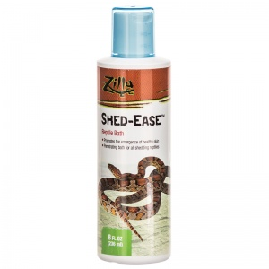 Zilla Reptile Bath Shed-Ease - 8 oz #70011 - Reptile Shedding Aids