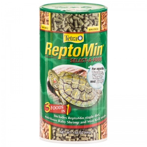 Tetrafauna Reptomin Select-A-Food - 1.55 oz #29253 - Iguana Food Best Price