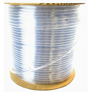 Lees Economy Airline Tubing Spool - 500 ft.: 500&#039; #14510 - Aquarium and Pond Airline Tubing