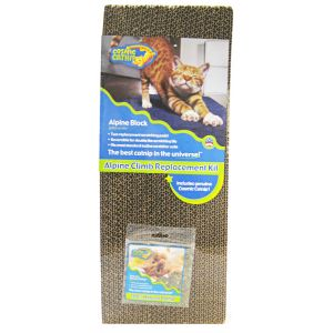 Cosmic Catnip Alpine Scratcher Replacement Kit: Replacement Kit - (19