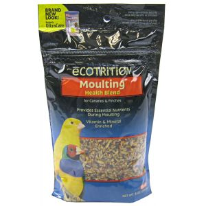 Ultra Care Moulting Health Blend for Canaries and Finches: 8 oz #B513 - Canary Food Best Price