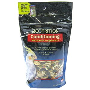 Ultra Care Conditioning Health Blend - Cockatiels Blend: 7.5 oz #C545 - Cockatiel Food Best Price
