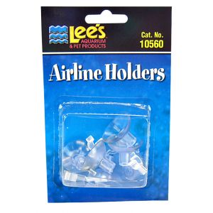 Lees Airline Holders - 6 Pack #10560 - Aquarium Airline Holders Best Price