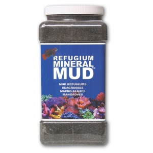 CaribSea Refugium Mineral Mud: 1 Gallon