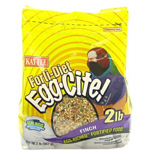 Forti-Diet Egg-Cite! Finch 2 lbs: 2 lbs #100032230 - Finch Food Best Price
