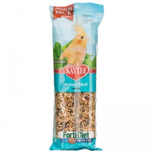 Forti-Diet Cockatiel Honey Treat Sticks - Cockatiel Treats Best Price