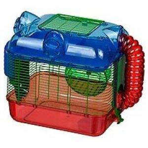 Super Pet CritterTrail Double Decker Habitat - Small Pet Habitats Best Price
