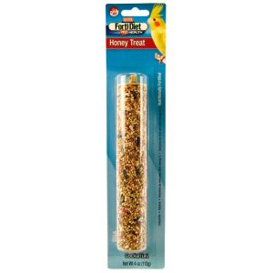 Forti-Diet Cockatiel Honey Treat Sticks: 4 oz - 1 Pack #100502947 - Cockatiel Treats Best Price