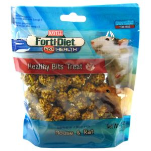 Kaytee Forti-Diet Healthy Bits for Mouse and Rats: 4.75 oz