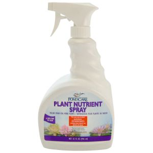 PondCare Plant Nutrient Spray for Ponds: 32 oz