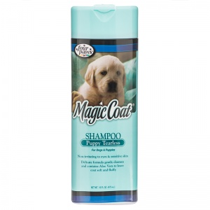 Magic Coat Puppy Tearless Shampoo: 16 oz #10615 - Dog Grooming Shampoo Best Price