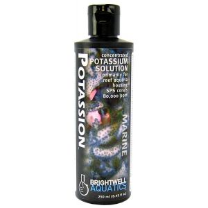 Brightwell Aquatics Concentrated Potassion Marine Solution - Coral and Invertebrate Reef Supplements Best Price