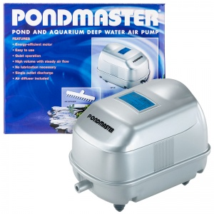 Pondmaster Pond and Aquarium Deep Water Air Pump