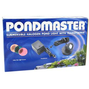 Pondmaster Pond 1 Light Set w/ Transformer: #1 Light Set with Transformer #2391 - Pond Lighting Best Price