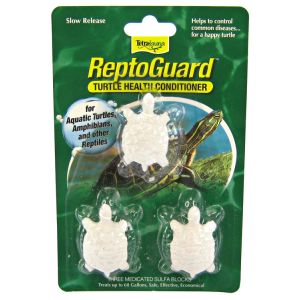 Tetrafauna ReptoGuard Turtle Sulfa Block: 3 pack #19514 - Reptile Water Treatments Best Price