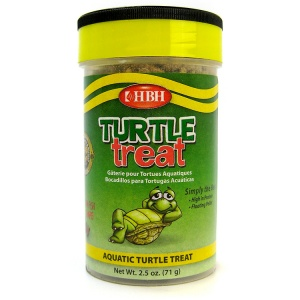 HBH Pet Products Turtle Treat: 2.5 oz #20013 - Aquatic Turtle Food
