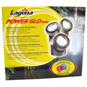 Laguna Power Glo Mini Pond Light Kit: Power-Glo Mini Light Kit #PT1550 - Pond Lighting Best Price