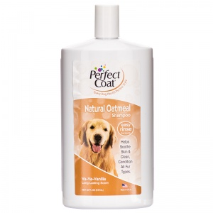 Perfect Coat Natural Oatmeal Shampoo: 32 oz #I634 - Dog Grooming Shampoo Best Price