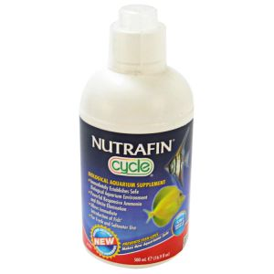 Nutrafin Cycle Biological Aquarium Supplement: 16.9 oz - (Treats 1 000 Gallons) #A7904 - Aquarium Bio Additives Best Price