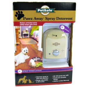PetSafe Pawz Away Spray Deterrent: Pawz Away Spray Deterrent - (80 - 100 Sprays) #PDT00-11312 - Dog Repellant Best Price