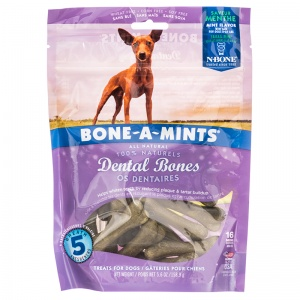 N-Bone Bone-A-Mints - Mini: 16 Pack #621642 - Dental Dog Treats Best Price