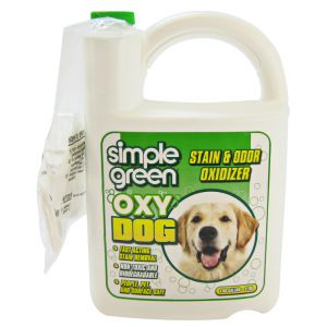 Simple Green Oxy Strength Stain and Odor Remover: 1 Gallon #15306 - Dog Stain and Odor Control Best Price