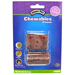 Super Pet Chewables - Smores - Small Pet Chew Treats Best Price