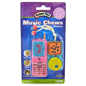 Super Pet Music Chews - Modern - Small Pet Chew Treats Best Price